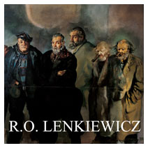 Robert Lenkiewicz Self-Portraits